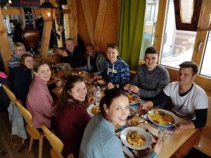Team Betriebsausflug Stoos 2018